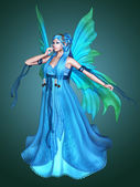 Beautiful Fairy — Stock Photo