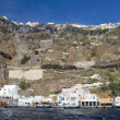 Santorini - Greece - Stock Photo