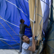 Balloon Ride Over Luxor — Stock fotografie #21814853