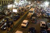 Khan El-Khalili Bazaar in Cairo — Stock Photo