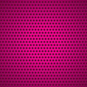 Vector texture, pink surface in round holes — Stock Vector