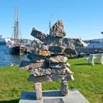 Traditional scandinavian sculpture — Stock Photo #22236293