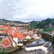 The old town of Cesky Krumlov — Stock Photo #23911867