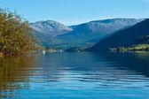 The beautiful lake — Stock Photo