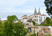 The Sintra palace — Stock Photo