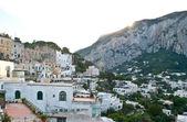 The harbour of Capri island — Stock Photo