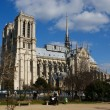 Notre dame de paris — Stock Photo #24247889