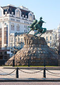 The great monuments of Kyiv — Stock Photo
