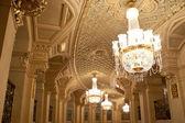 The Kyiv Opera theatre hall — Stock Photo