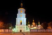 Saint Sophia cathedral — Stock Photo
