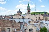 Una vieja ciudad — Foto de Stock