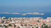 The famous prison of Marseille — Stock Photo