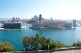Landmarks of Marseille — Stock Photo