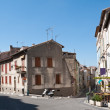 Stock Photo: Old crossroad of Arles