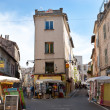 Tourist shops of Arles — Stock Photo #27713953