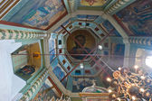 The interior of chapel of St. Basil's Cathedral — Stock Photo