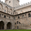Stock Photo: Palais des Papes