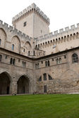 Palais des Papes — Stock Photo