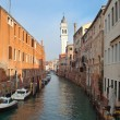 The cityscape of Venice — Foto de Stock