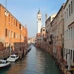 The cityscape of Venice — Stock Photo