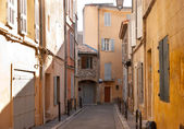 Walking in Aix-en-Provence — Stock Photo