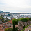 The cityscape of Cannes — Stock Photo