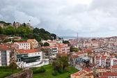 Landmarks of Lisbon — Stock Photo