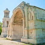 Monuments of Glanum — Stock Photo