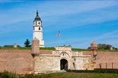老城堡 — 图库照片