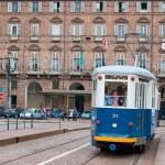 Turin cityscape — Stock Photo