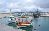 Le barche — Foto Stock