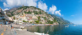 Positano cityscape — Stock Photo