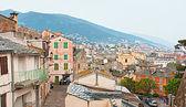 The roofs of Bastia — Stock Photo