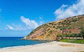 The paradise beach — Stock Photo