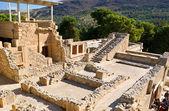 The ruins of Minoan civilization — Stock Photo