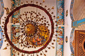 The church ceiling — Stock Photo