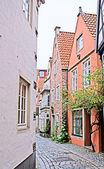 The tiny street — Stock Photo