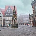 Постер, плакат: The symbol of Bremen