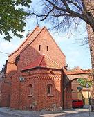 The oldest church — 图库照片