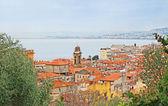 The old mediterranean town — Foto de Stock