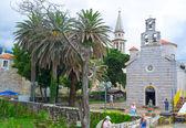 De kerken van budva — Stockfoto