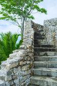 Der weg nach oben — Stockfoto