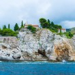 ������, ������: The slopes of Sveti Stefan