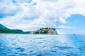 The tiny islet — Stock Photo
