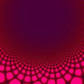 """Plano de fundo """"luz roxa"""" — Foto Stock"""