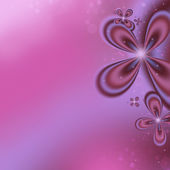 Pozadí květina šeřík fialová barva — Stock fotografie