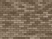 "Background brown ""A brick wall"" — Stock Photo"