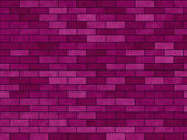 """Background purple """"A brick wall"""" — Stock Photo"""