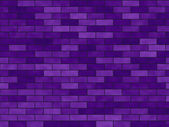 "Background violet ""A brick wall"" — Stock Photo"