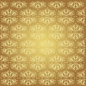 Elegant gold background — Stock Vector